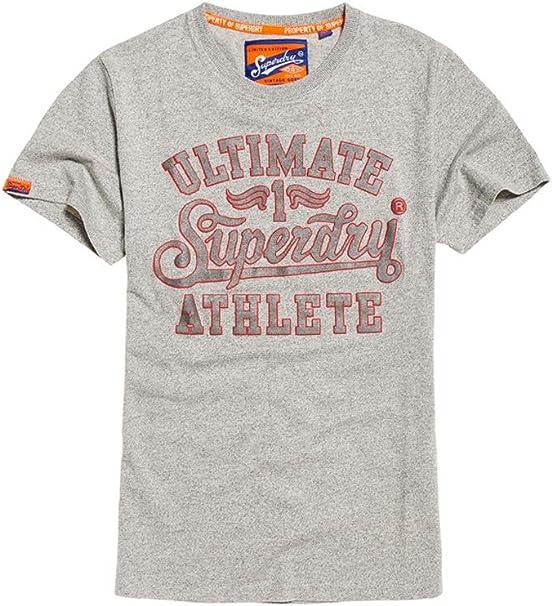 TALLA XS. Superdry Heritage Classic tee Camiseta de Tirantes para Hombre