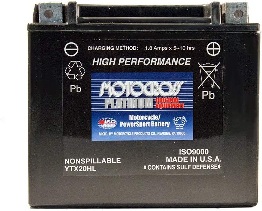 12v 18AH Battery for Can-Am Outlander 1000,Renegade,6x6 12-16 61O3M1HHsYLSL1000_