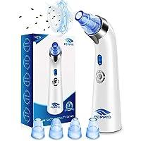 Blackhead Remover Pore Vacuum - Electric Blackhead Vacuum Cleaner Blackhead Extractor...