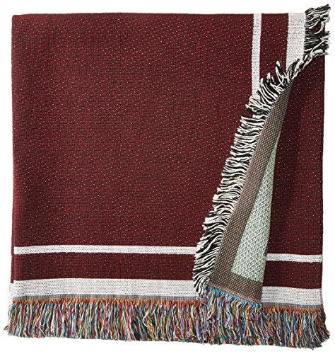 Texas A&m Aggies Woven Jacquard - Art Tapestries NCAA Texas A&M Aggies Afghan Throw Blanket, One Size, Multicolor