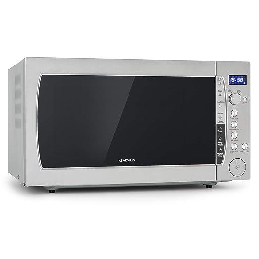 Klarstein MaxiWave microondas - 1200 W, 60l de capacidad (extra ...