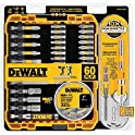 Dewalt Maxfit 60-Pieces Screwdriving Bit Set