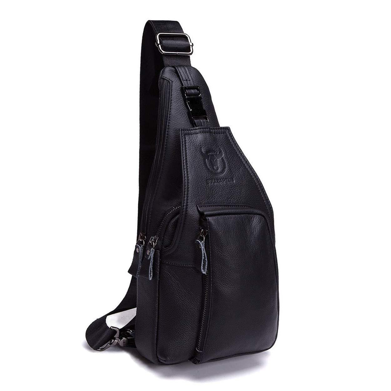 Men/'s Messenger Backpack Bag Sling Bags Crossbody Shoulder Backpack Chest Pack
