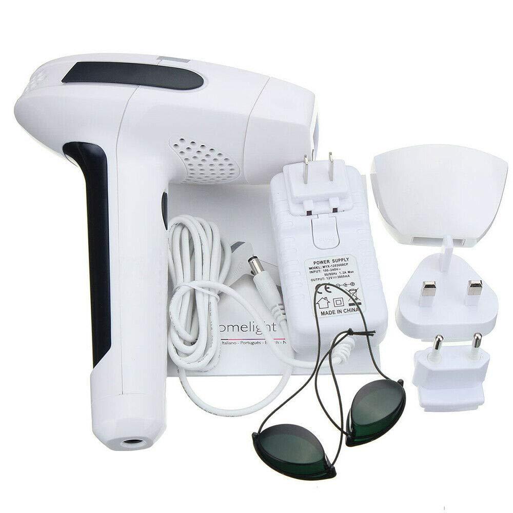 IPL Hair Removal System, Electric Epilator Laser IPL Permanent Hair Removal Machine Body Painless Depilator (US Shipping)