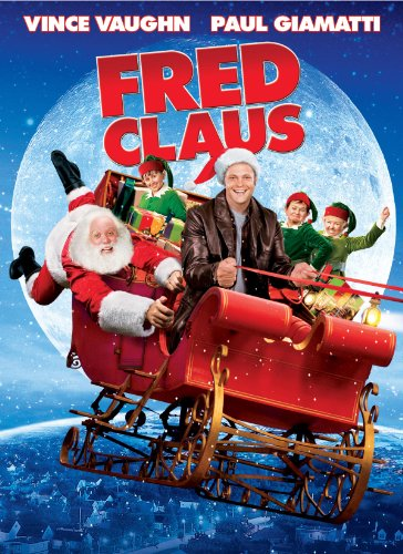 Amazon Com Fred Claus Vince Vaughn Paul Giamatti John