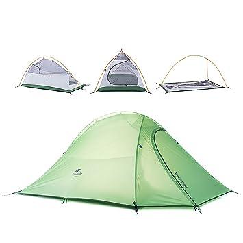 VINQLIQ 2 Person 4 Seasons Lightweight Waterproof Anti-UV Windproof Double Layer Backpacking Tent for  sc 1 st  Amazon.com & Amazon.com: VINQLIQ 2 Person 4 Seasons Lightweight Waterproof Anti ...