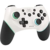Switch Controller, Wireless Switch pro Controller for Nintendo Switch Console and Switch Lite,Switch Remote Gamepade…