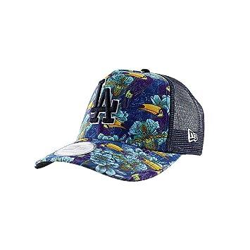 New Era Adult Baseball Cap Hat M LB Tropical Toucan La Dodgers Trucker Cap  - Pink - One size - 11148170  Amazon.co.uk  Sports   Outdoors 7c014feb6e