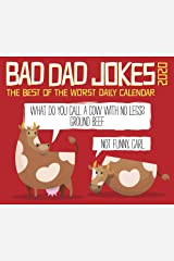 Bad Dad Jokes 2020 Box Calendar Calendar