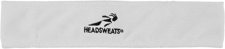 BLACK HEADBAND HEADSWEATS TOPLESS COOLMAX CYCLING RUNNING HEAD BAND SWEATBAND
