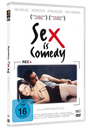 You tell sex is comedy movie