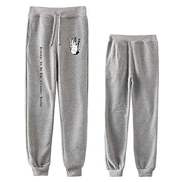 INSTO Pantalones Hombre/Mujer Pantalones de Chándal Xxxtentacion ...
