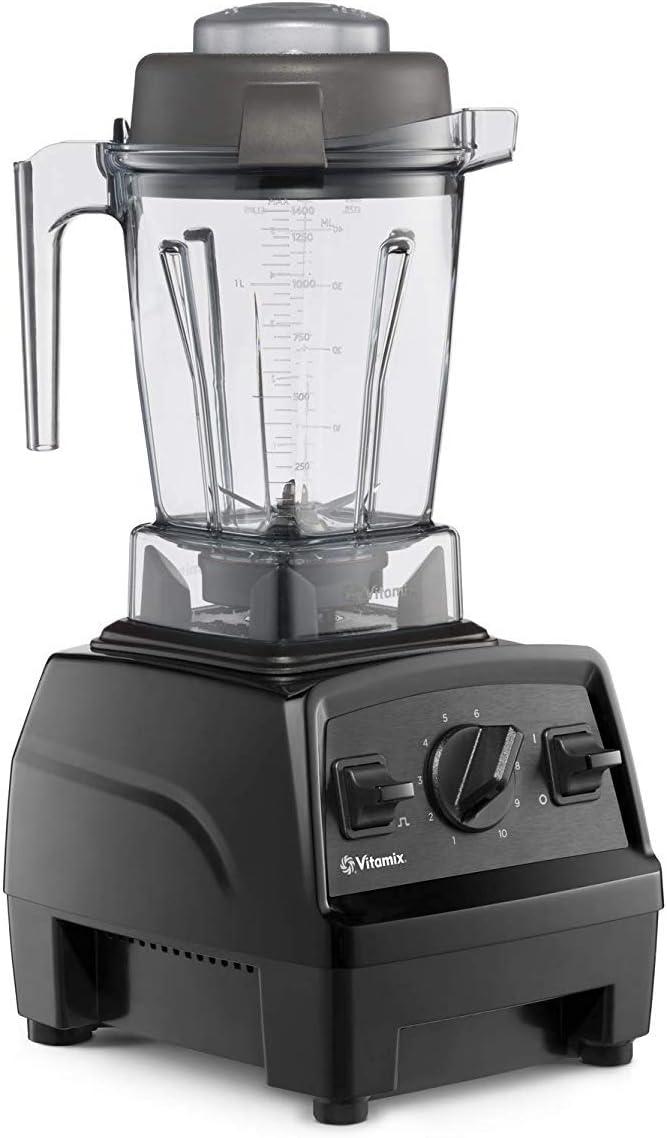 Vitamix Explorian Series E310 - Batidora de vaso (recipiente de 1,4 L), color negro