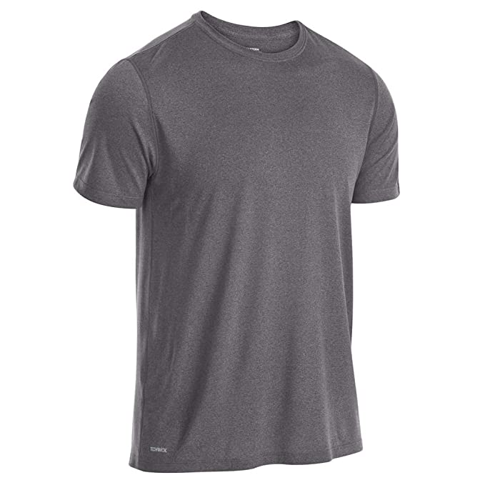 Eastern Mountain Sports EMS Menƒ_Ts Techwick Essentials Short-Sleeve
