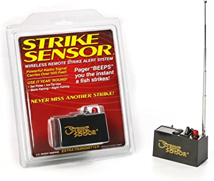 Details about  /Tip-up Light Complete strike indicator Walleye fishing ice fishing