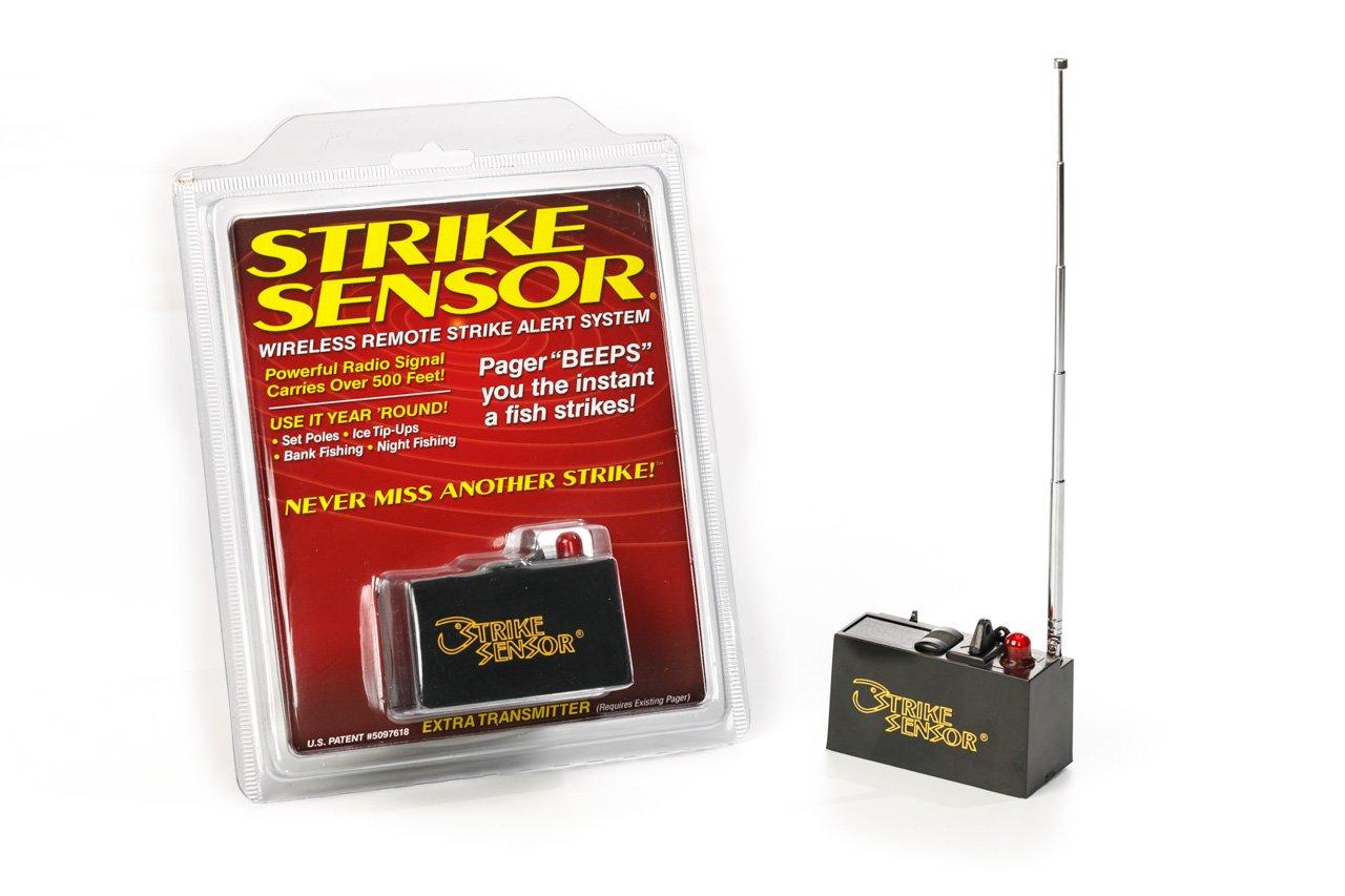 Amazon.com : STRIKE SENSOR Fishing System - Extra Transmitter pack : Fishing Equipment : Sports & Outdoors