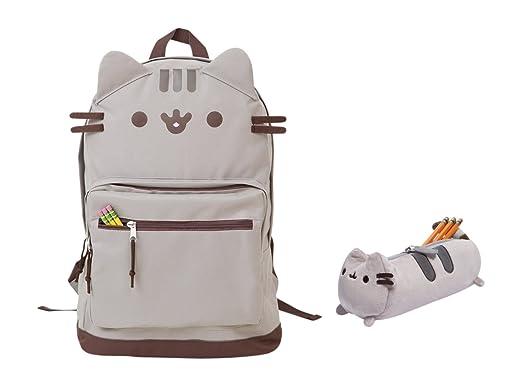 Pusheen Cat Face Backpack Standard GELTk