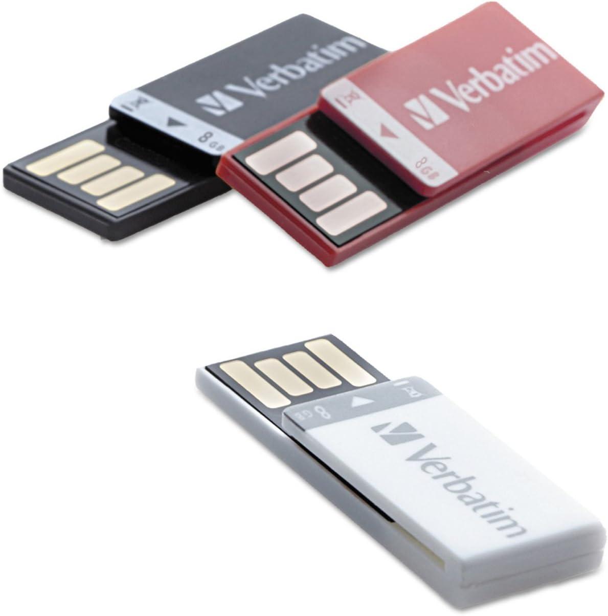 Verbatim Clip It Usb Stick Mehrfarbig 8 Gb Elektronik