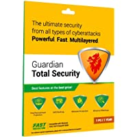 Guardian Total Security with Anti-Ransomware- 1PC/1Year (CD)