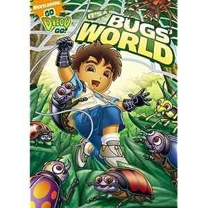 Go Diego Go!: It's a Bug's World (2014)