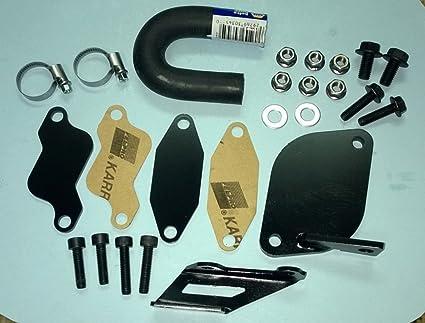 07 5-10 LMM Duramax Diesel EGR & Cooler Delete Kit - GMC