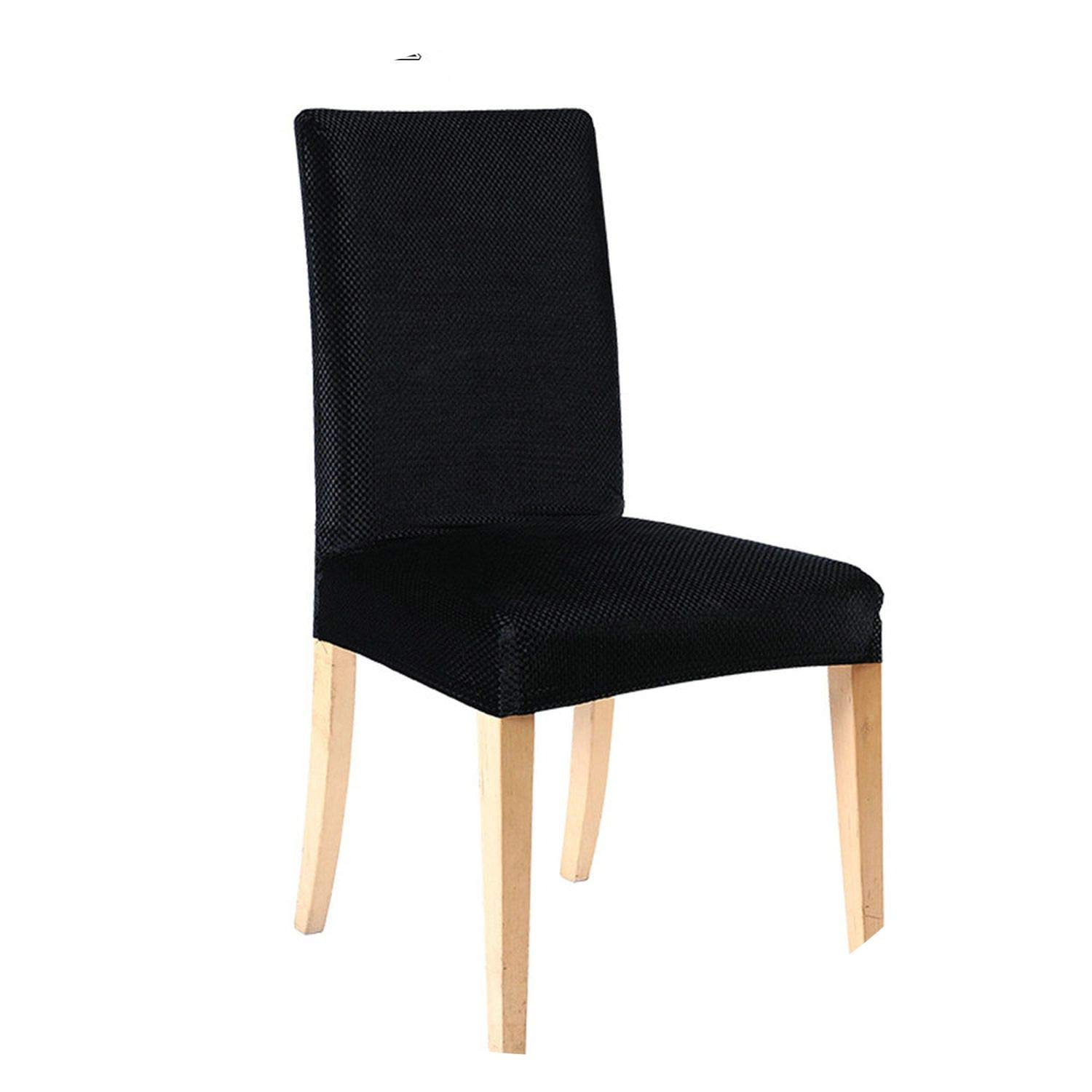 Amazon.com: Red Wine Dining Chair Covers Cover for funda Silla ...