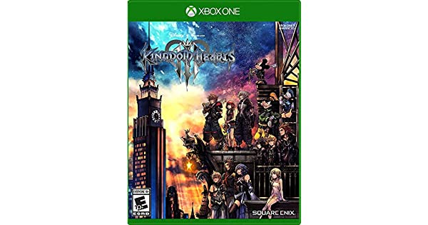 Amazon com: Kingdom Hearts III - Xbox One: Square Enix LLC: Video Games
