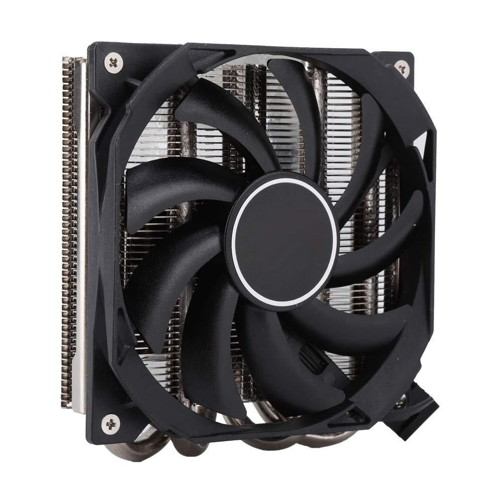 Bewinner DC12V ID-Cooling IS-30 Ventilador Silencioso de CPU,Radiator Smart Mute Fan,Enfriador de Refrigeraci/ón para Ordenador Enfriar la Temperatura de la CPU