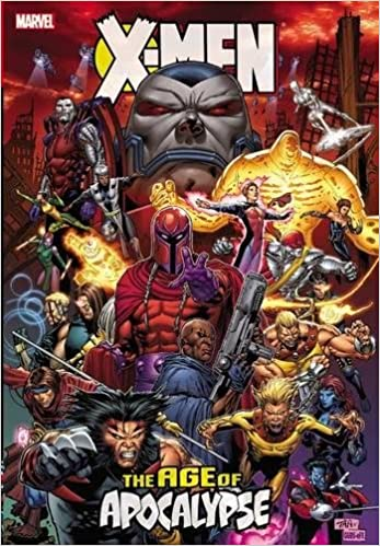Image result for Age of Apocalypse comic cover