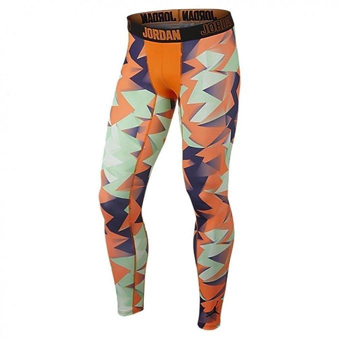 Amazon Com Nike Jordan Compression Pants Size 2xl Sports Outdoors