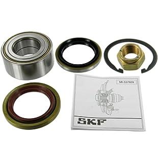 SKF VKBA 910 Radlagersatz Hinterachse beidseitig