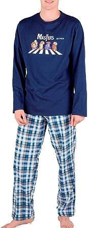 PETTRUS - Pijama Chico Hombre Color: Unico Talla: Medium ...