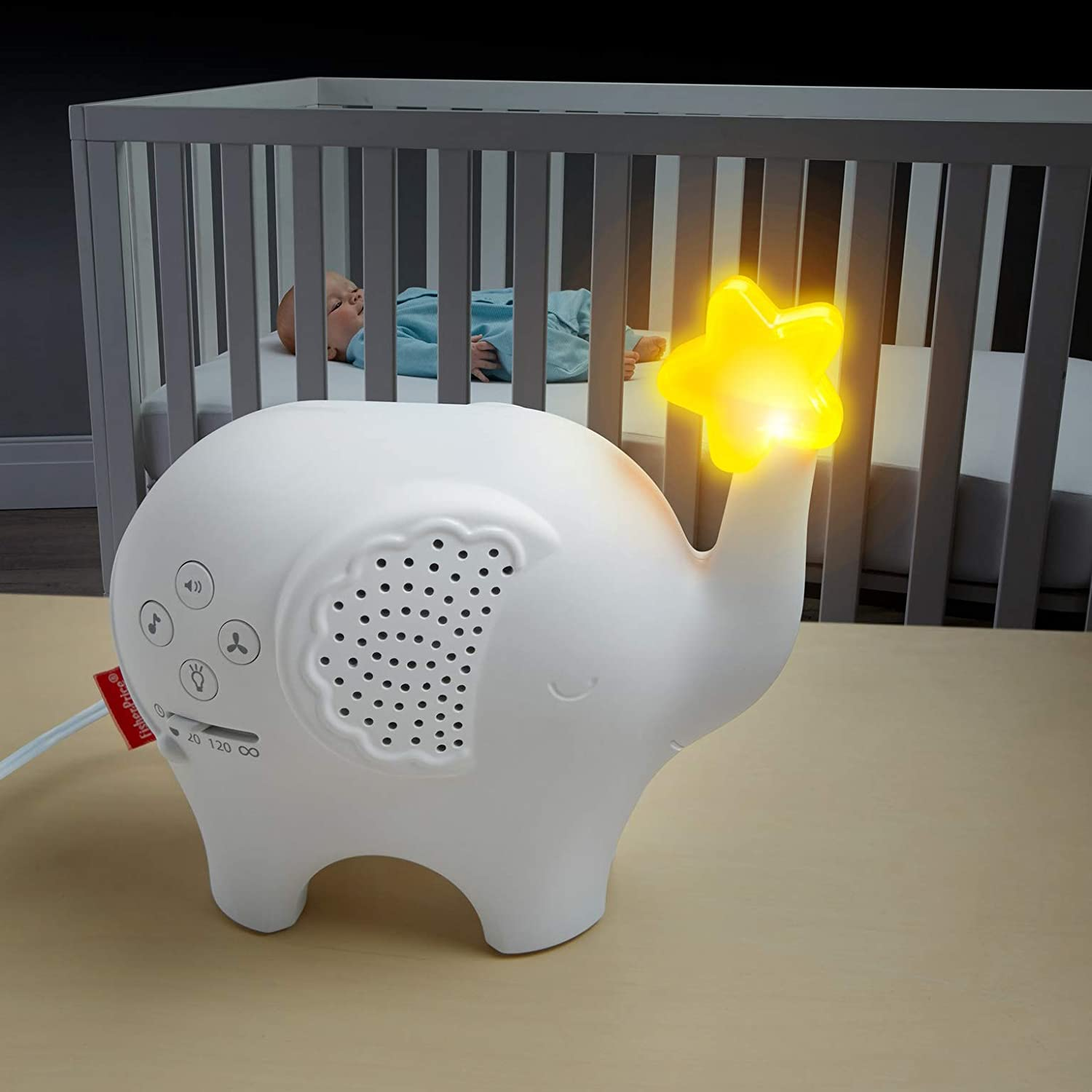 Amazon.com: Elefante con música y luces Fisher-Price ...