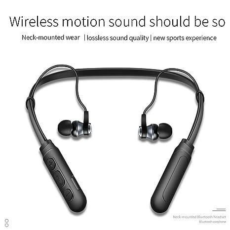 Auriculares Bluetooth, Doltech Auriculares inalámbricos con Banda para el Cuello