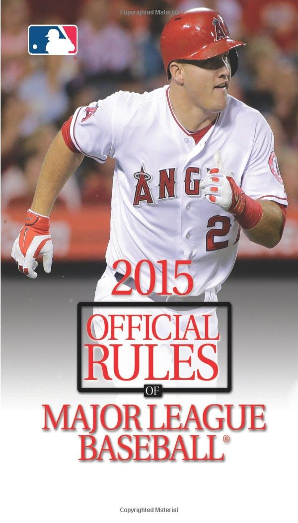 Read Online 2015 Official Rules of Major League Baseball PDF