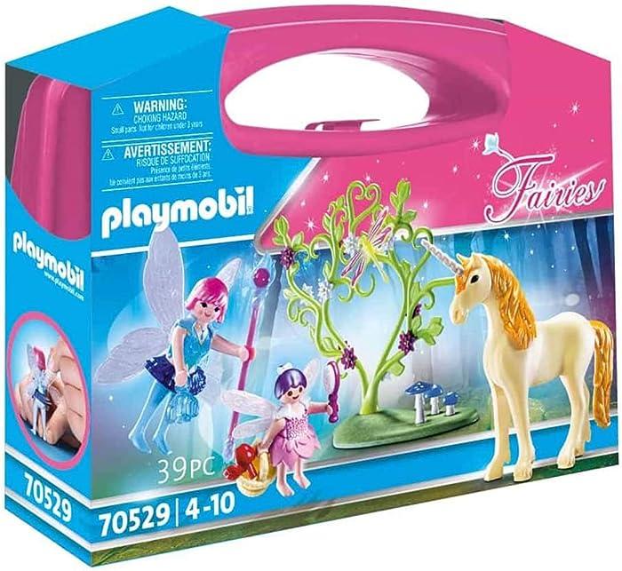 The Best Play Mobil Fairy Garden Playbox