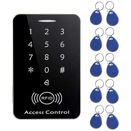 MXECO M203SE RFID Lector de Tarjetas de Control de Acceso de ...
