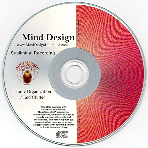 Focus Throw College (Get Organized! End Clutter Subliminal CD with NLP (Neurolingustic Programming))