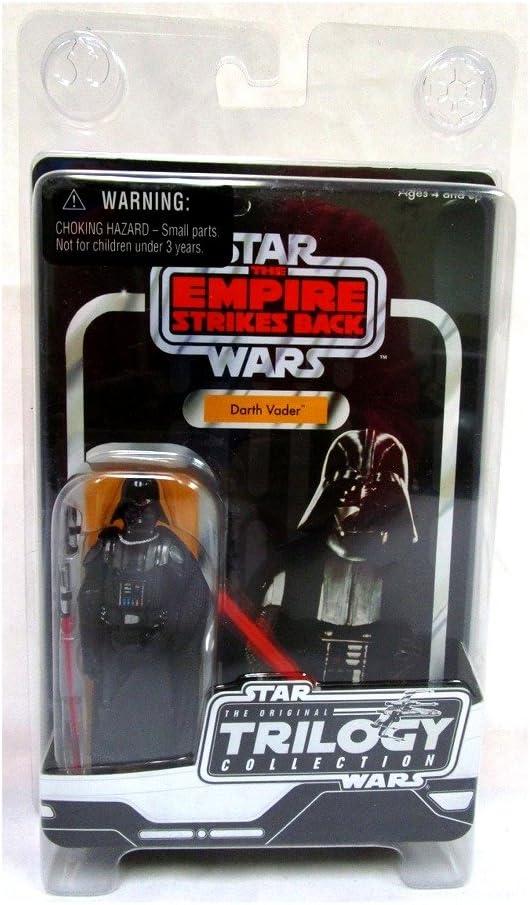 Amazon Com Star Wars Original Trilogy Darth Vader Action Figure Toys Games