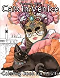 img - for Cats in Venice: Coloring book for adults book / textbook / text book