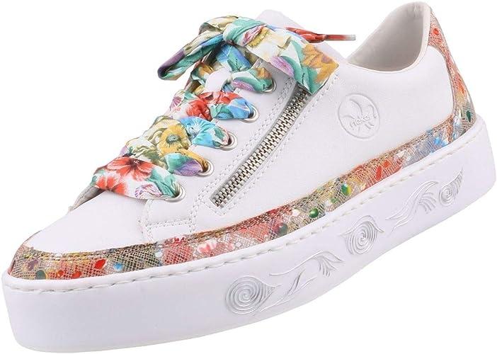 Rieker Damen FrühjahrSommer Sneaker: : Schuhe
