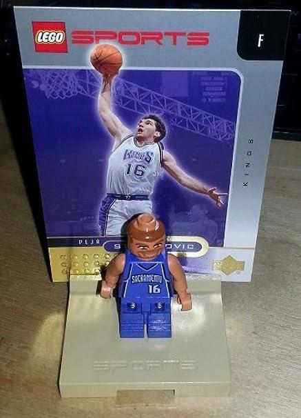 Amazon.com: LEGO – oficial de NBA Lego mini-figures – Peja ...