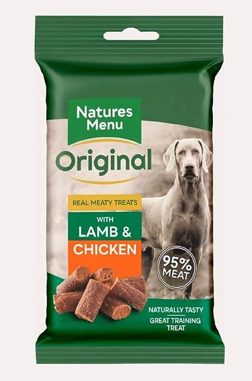 Imagen deNatures M Natures Menu Canine Treats Cordero Caja 12X60Gr 720 g