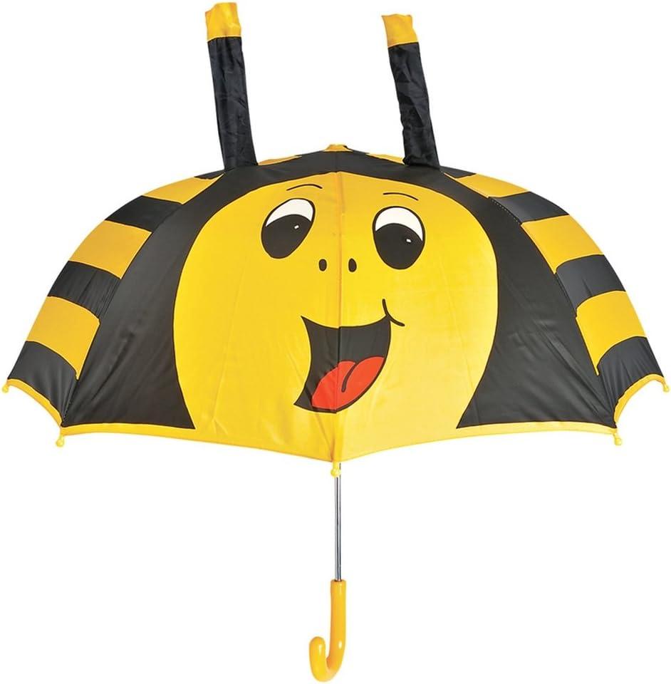 Rhode Island Novelty Umbrella for Kids (Bee)