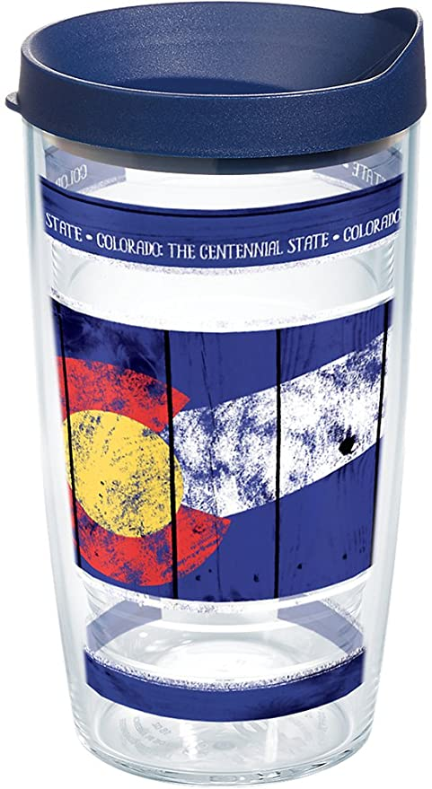 Amazoncom Tervis 1250244 Colorado State Outline Insulated Tumbler