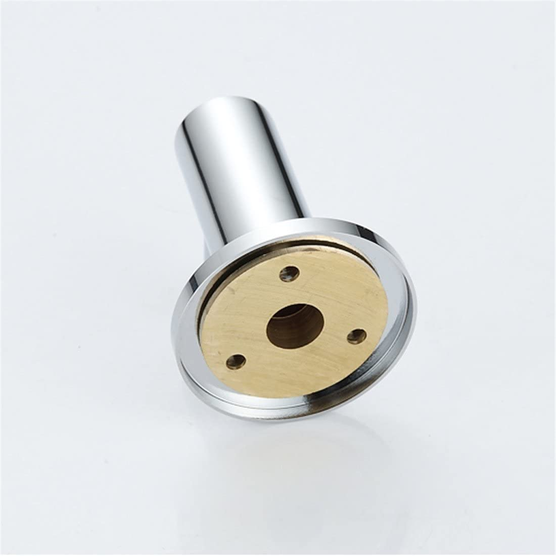 stainless/_steel, 53cm Aothpher 53cm Wall Mounted Stainless steel Shower arms For Fixed Shower Heads with Copper holder