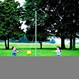 Sportime In-Ground Tetherball Pole