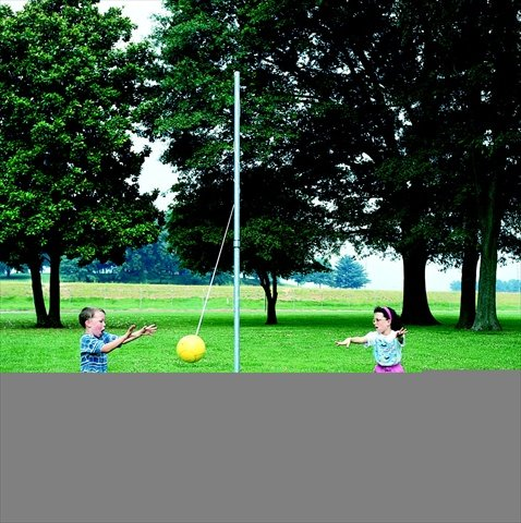 (Sportime In-Ground Tetherball Pole)