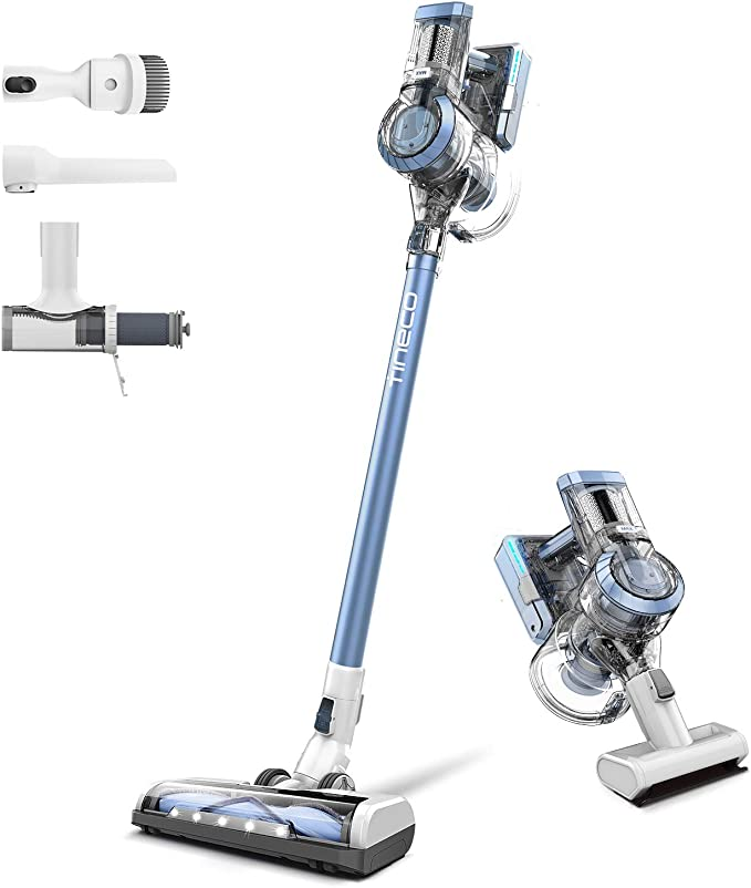Tineco A11 Hero Cordless Vacuum Cleaner, Handheld Stick Vacuum Lightweight 22Kpa Power Suction 2-in-1 Rechargeable Wireless Vacuums for Multi-Surface Pet Hair Cleaning: Amazon.co.uk: Kitchen & Home