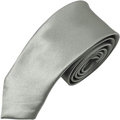 TREESTAR Corbata de poliéster estampada para hombre/Tiras de ...